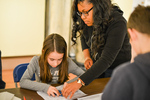 After-School Session, Image 4 by Schmucker Art Gallery