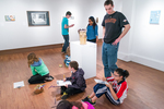 After-School Session, Image 1 by Schmucker Art Gallery