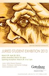 Juried Student Exhibition 2013