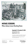 Michael Scoggins: When Johnny Comes Marching Home by Schmucker Art Gallery