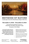 Methods of Nature: Landscapes from the Gettysburg College Collection
