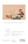 Flora and Fauna in East Asian Art by Schmucker Art Gallery