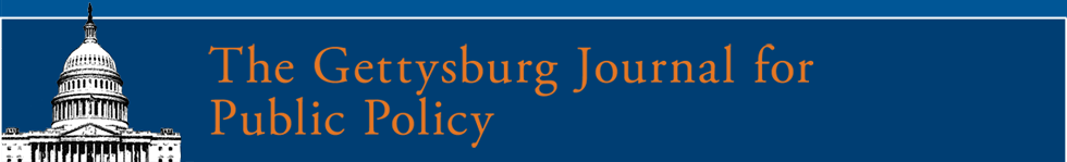 The Gettysburg Journal for Public Policy