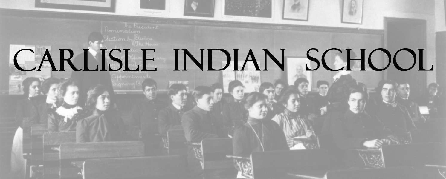 Carlisle Indian School Students