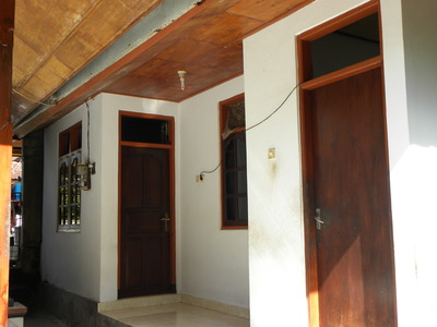 Interior of Banjar Wani-Kedek's House