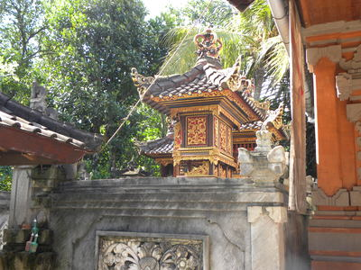 Balinese Family Temple