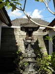 Balinese Family Mini Temple