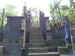 Balinese Bath House by Arielle B. Goellner