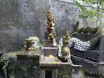 Balinese Altar by Arielle B. Goellner