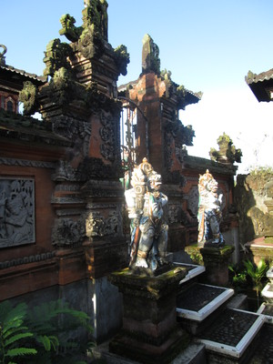 Bali House Temple