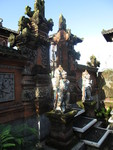 Bali House Temple by Alice C. Broadway
