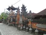 Betara lingsir Temple by Alice C. Broadway