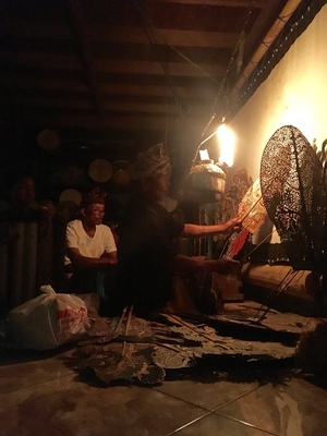 Wayang Kulit: The Art of Balinese Shadow Puppetry