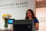 Leonard Baskin: Imaginary Artists by Schmucker Art Gallery