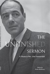 The Unfinished Sermon: A Tribute to Rev. John Vannorsdall