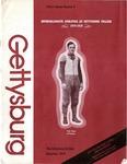 Intercollegiate Athletics at Gettysburg College, 1879-1919