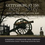 Gettysburg at 150: Music of the American Civil War by Russell G. McCutcheon