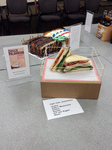 Fight Club (Sandwiches) by Musselman Library