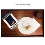 The Crepe Gatsby by Musselman Library