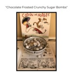 Chocolate Frosted Crunchy Sugar Bombs by Musselman Library
