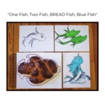 One Fish, Two Fish, BREAD Fish, Blue Fish by Musselman Library