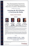 Assessing the 2012 Election: A View from the Media