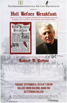 Hell Before Breakfast: America's First War Correspondents Making History and Headlines, from the Battlefields of the Civil War to the Far Reaches of the Ottoman Empire by Robert H. Patton