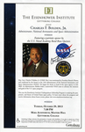 Charles F. Bolden, Jr., Administrator, National Aeronautics and Space Administration by Charles F. Bolden