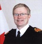 Cmr. David Wilcox