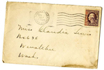 MS-082: Capt. Russell Miller and Claudia Lewis Miller Correspondence, 1916-1919 by Amy Sanderson