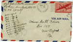 MS-094: Letters of John Duttera, World War II