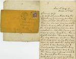 MS-096: John W. Miner Letters