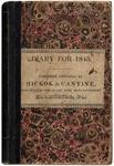 MS-106: J.G. Morris & Morris-Hay Family Diaries