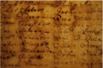 MS-195: Early American Document Collection by Tyler R. Black