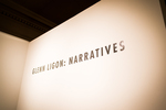 Glenn Ligon: Narratives (Disembark) Suite, Image 15 by Schmucker Art Gallery