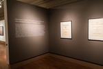 Glenn Ligon: Narratives (Disembark) Suite by Schmucker Art Gallery