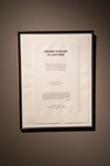 Glenn Ligon: Narratives (Disembark) Suite, Image 10 by Schmucker Art Gallery