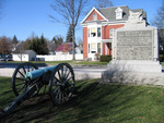 Battery K, 1st Ohio Light Artillery Monument