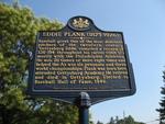 Eddie Plank Historical Marker
