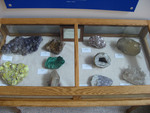 Mineralogical Collection in the Science Center