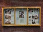 Musselman Exhibit in Musselman Library