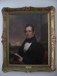 Thaddeus Stevens Portrait in Pennsylvania Hall