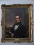 Thaddeus Stevens Portrait in Pennsylvania Hall