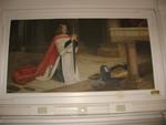 """Vigil"" Painting in Weidensall Hall"