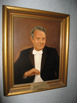 Parker B. Wagnild Portrait in Schmucker Hall