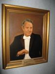 Parker B. Wagnild Portrait in Schmucker Hall