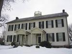 Original Pennsylvania College Building by Robert S. Kellert
