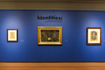 Identities Exhibit by Schmucker Art Gallery