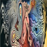 Judy Chicago: The Birth Project, Image 1 by Schmucker Art Gallery