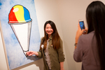 Juried Student Exhibition 2016, Image 26 by Schmucker Art Gallery